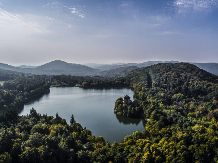 Počúvadlianske jazero 2016