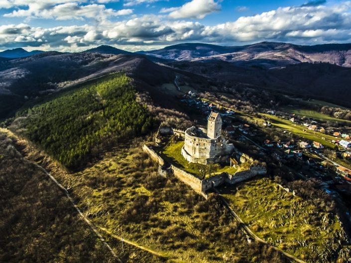 Topoľčiansky hrad a jeho okolie 2016